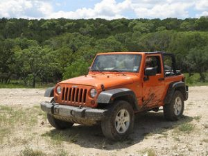 what is the best jeep for off roading